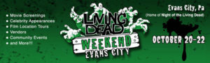 Zombie Weekend and Book Signing
